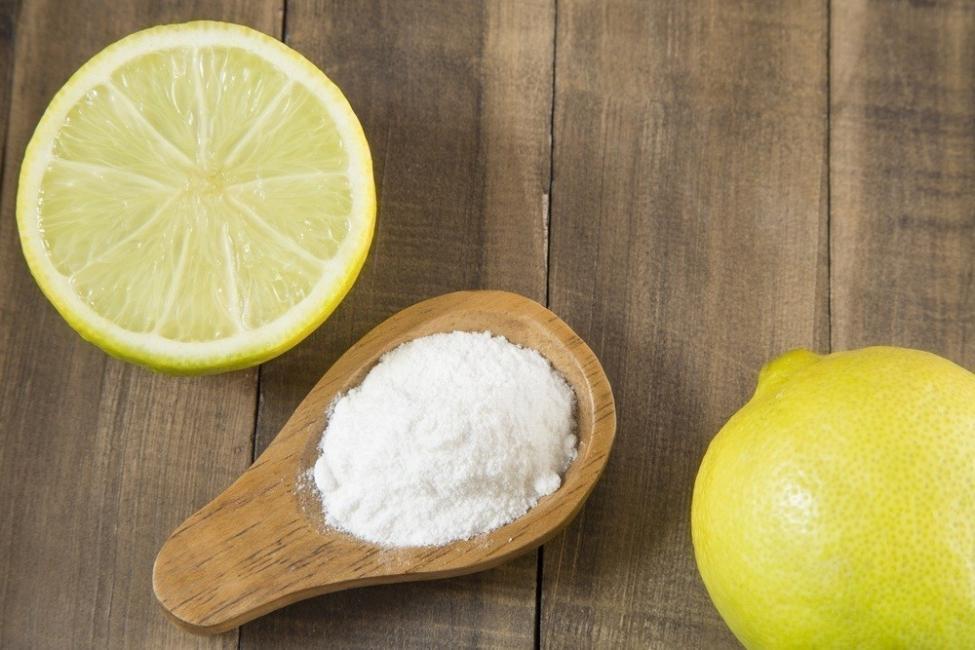 bicarbonato y limon - bicarbonato para los gases