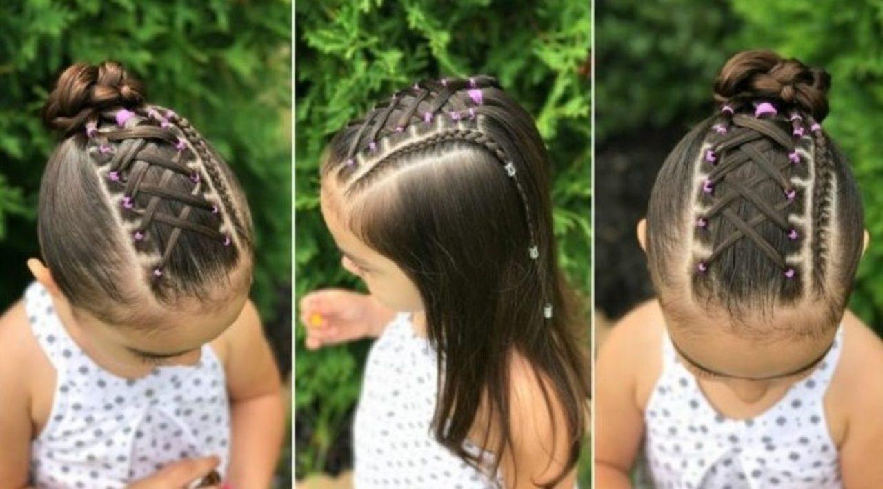 Creativo peinados de flamenca para niñas Colección de tendencias de color de pelo - Peinados fáciles para niñas en este año - Salud Chicas