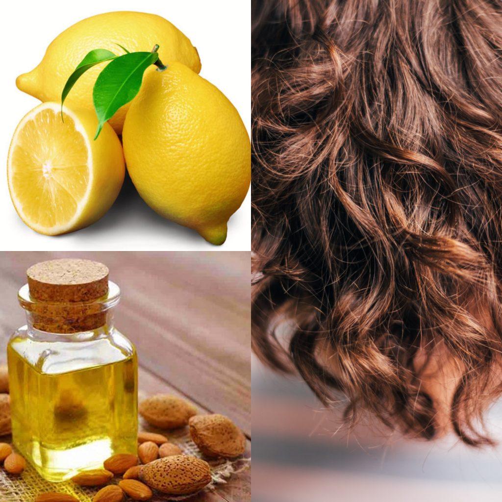 El remedio con aceite de almendras es el mejor para eliminar las Canas Naturalmente