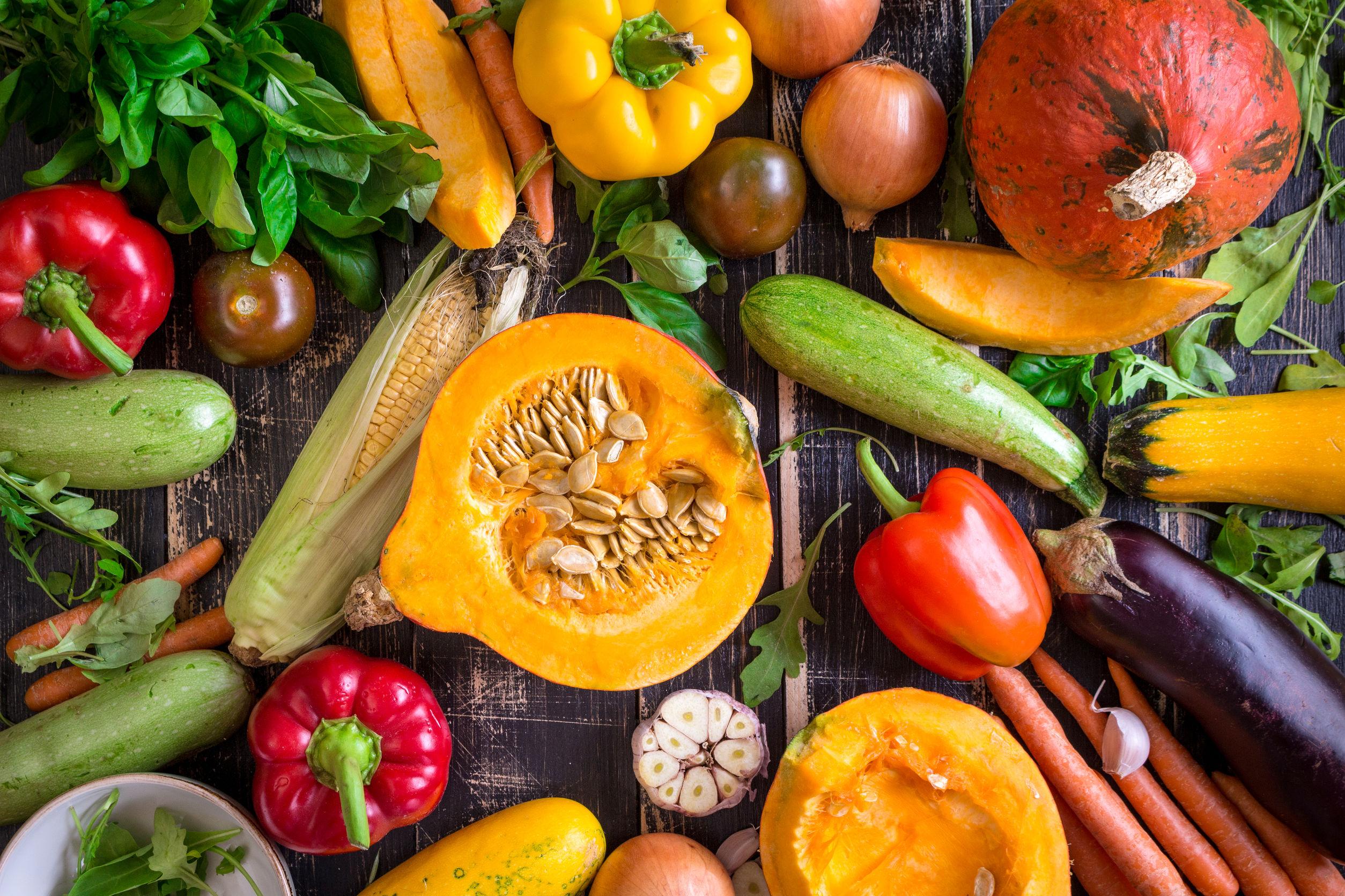 alimentos de dieta mediterránea
