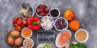 alimentos llenos de colágeno
