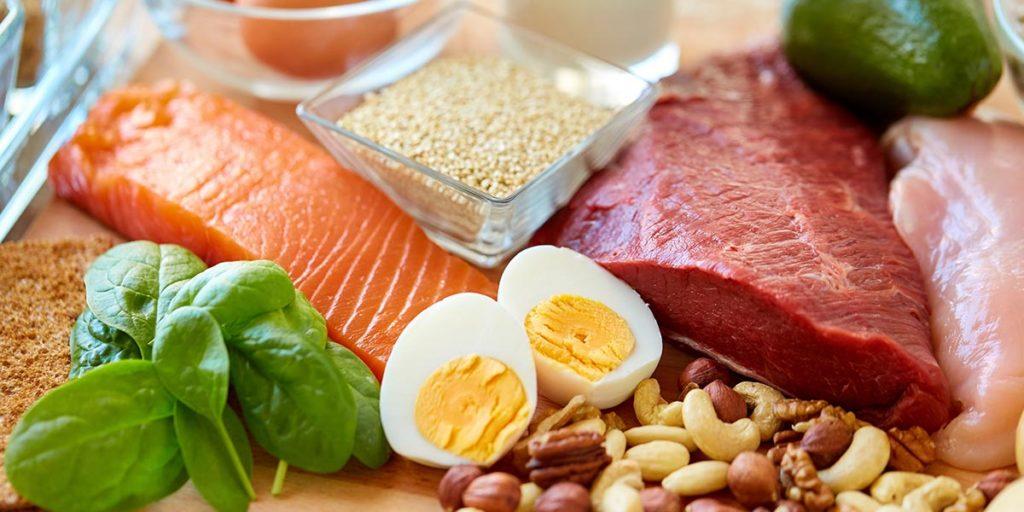 Proteínas magras para dietas para perder peso