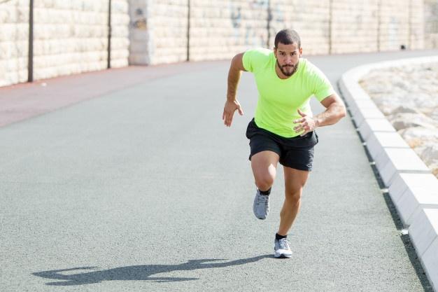 Para los ejercicios de cuestas, debes alcansar el 75% de la capacidad de tu cuerpo