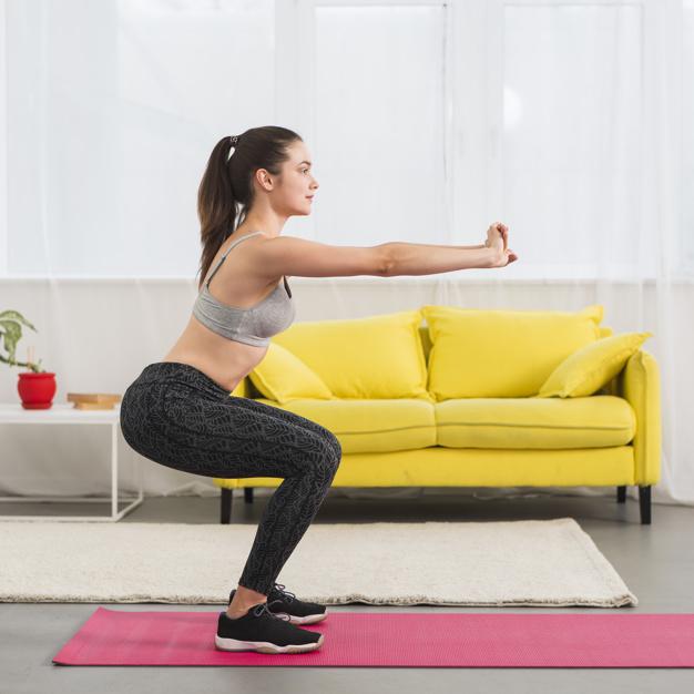 los ejercicios para evitar la ansiedad, puedes hacerlo en la casa