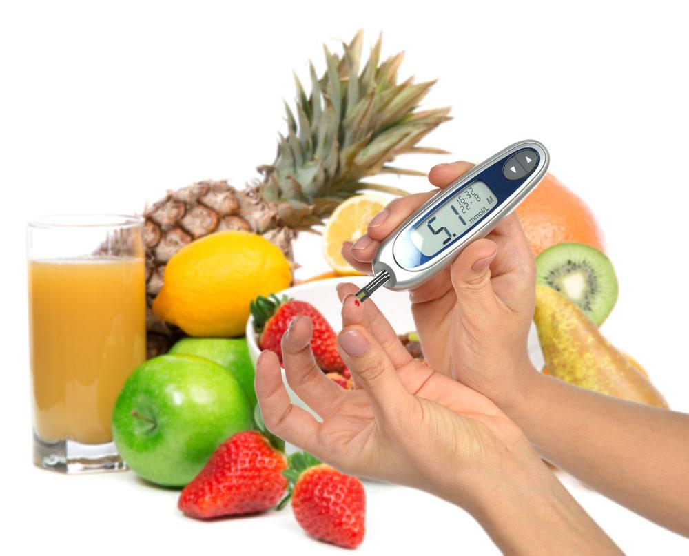 Los jugos de las frutas y vegetales son muy buenas para combatir la diabetes
