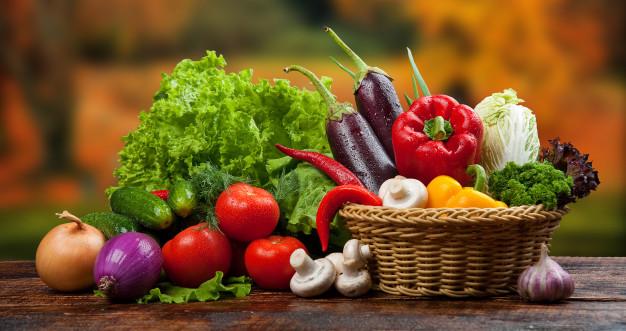 Dieta de los 7 Días segundo día solo vegetales