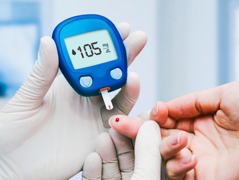 prueba de glucosa