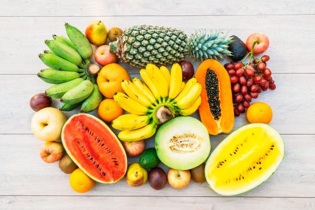 Dieta de los 7 Días primer día solo frutas