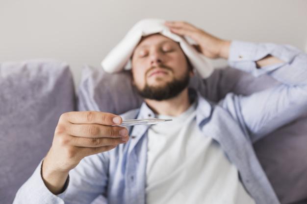 la fiebre es un síntoma temprano de cáncer
