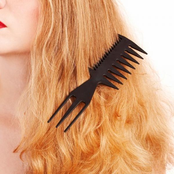 El aguacate fortalece, repara e hidrata el cabello
