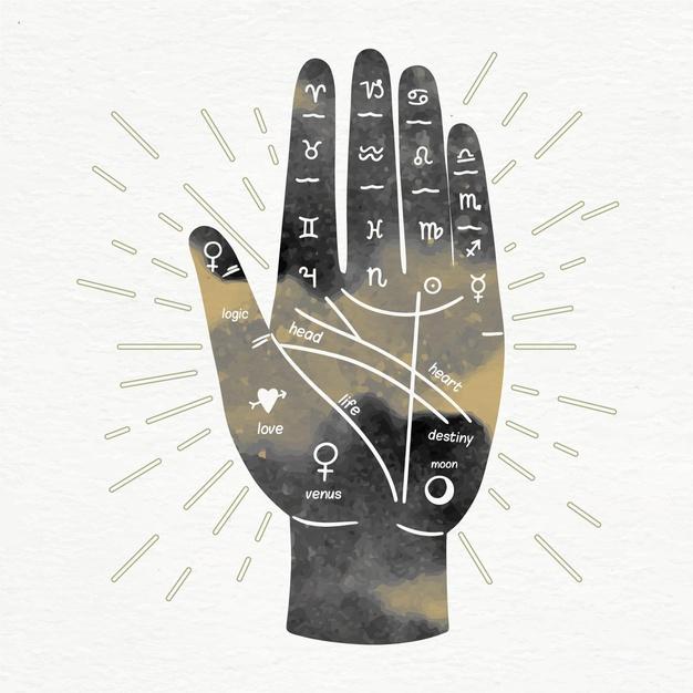 saber como leer la palma de las manos, ayuda a conocer mas a las personas