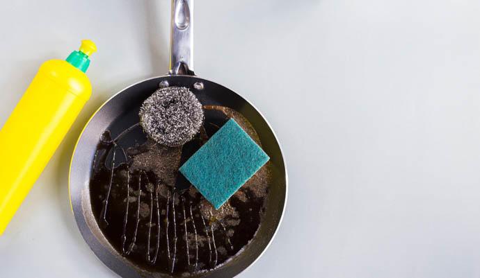 como-limpiar-un-sarten-quemado
