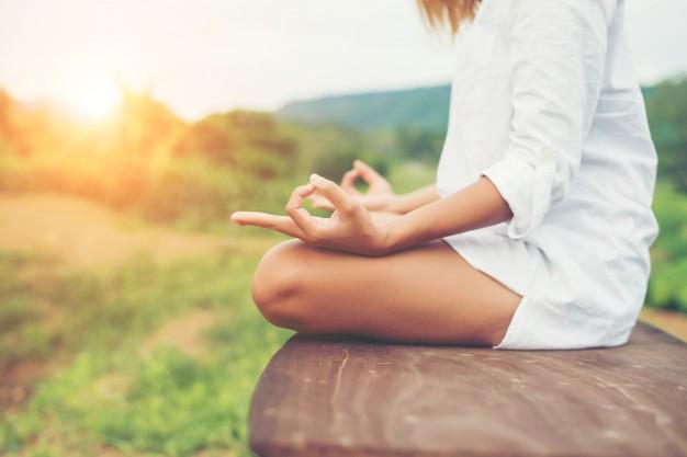 la meditación en base a conciencia plena es muy recomendada por los especialistas