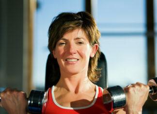 ejercicios para mujeres mayores de 40