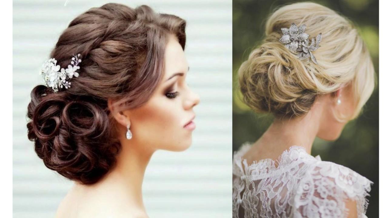 Formas modernas de peinados sencillos boda Galería De Tutoriales De Color De Pelo - Peinados para boda que más han marcado tendencia - Salud ...
