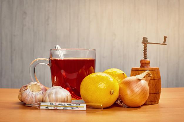 ingredientes para un remedio casero para eliminar la tos
