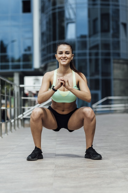 El salto de rana aumenta la potencia de tus piernas